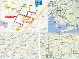 ◆地図 DCMカーマ瀬戸本館
