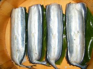 20081231さんま寿司 (1)