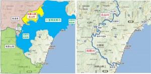 ◇熊野~北山村 地図-1