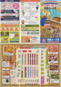 ◇パンフ ぎゅーとら鈴鹿エース店-1