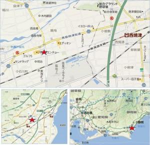 ◇地図ジャンボエンチョー藤枝東館