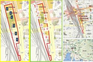 ◆名鉄再開発地図