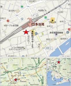 ◆地図多治見駅南開発