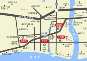 ◇カネハチ地図