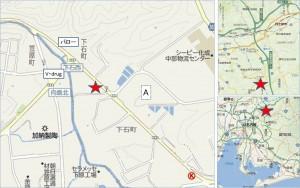◆地図 コメリハード&グリーン土岐下石店