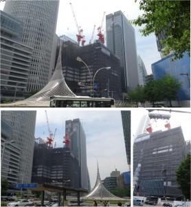 ●JRゲートタワー新名駅ビル20150613 (2)