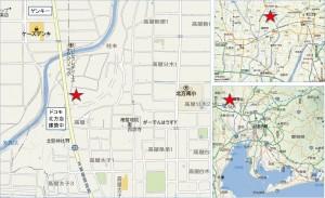 ◆地図ホームセンターバロー北方店20150704 (5)