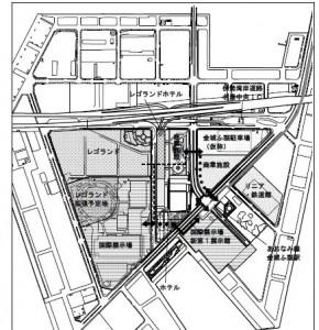 周辺 計画図 レゴランド名古屋201508010 (1)