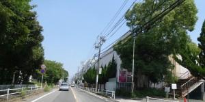◇道路とイオン20150731イオン豊田店 (5)