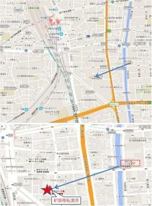 ◆地図 劇団四季名古屋新劇場-2