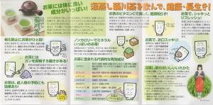 パンフ -2深蒸し菊川茶