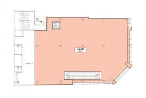 栄三丁目 建物配置図-2階