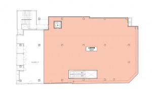 栄三丁目 建物配置図-3階