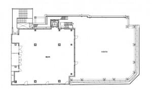 栄三丁目 建物配置図-4階