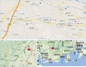 ◇地図 アピタ飯田店 (8)