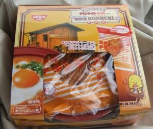 20071109チキンラーメン丼セット