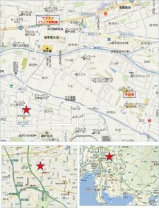 ■地図 フェルナ富が丘店