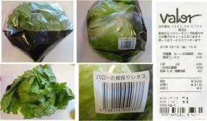 ★購入商品朝採りレタス20150910バロー加木屋) (3)