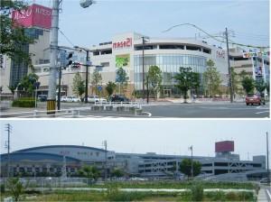 ■ジャスコ20080522 マーサ21建物01○