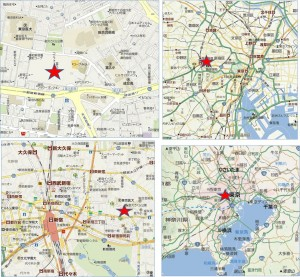 ◇地図 イトーヨーカドー新宿富久店