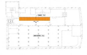 栄三丁目 建物配置図-地下階