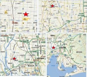◆地図 ロイヤルホームセンター津島・アクロスプラザ