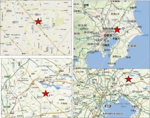 ◇地図 イトーヨーカドーセブンパーク柏