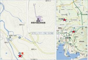 ◆ 地図 ゲンキー下沢店