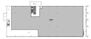 配置図 2階 エディオン天白店