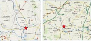 オーケー川和町地図●