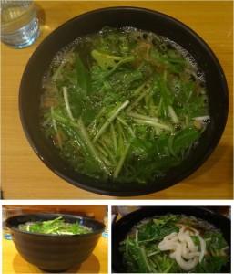 ★かすうどん 水菜 加寿屋藤井寺本店20151229 (6)