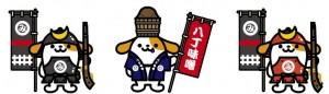ロゴ キャラクター