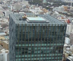屋上 大名古屋ビルヂング20160214 (7)