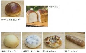 スペイン窯 パンのトラ 商品