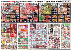グランドオープンチラシ オークワ幸田店-2