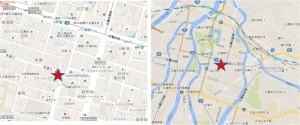 ●広島ZERO GATEⅡ(仮称)地図