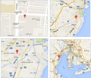 ◇クスリのアオキ河原田店地図