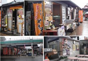 ◆20110611富士宮 お宮横町 (やきそば)