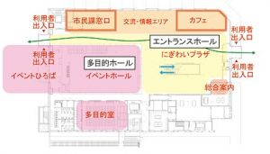 □レイアウト1階安城市中心市街地ドミー (5)