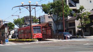 20160429ヤマサの路面電車