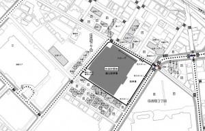 DCMカーマ安城住吉店 位置図-2