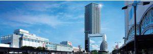 ◆Cブロックパース グランクロスタワー