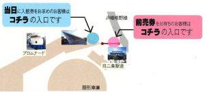 京都鉄道博物館入館場所