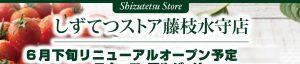 しずてつストア藤枝水守店 リニューアルロゴ
