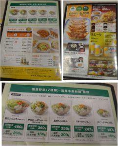 ◇定番メニュー20151223リンガーハット豊田若林店 (4)