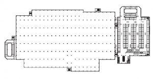 イケア長久手 店舗配置図3階