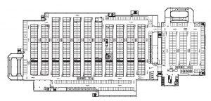 イケア長久手 店舗配置図4階
