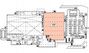 イケア長久手 店舗配置図2階