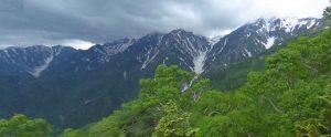 ◇晴れていたら 展望湿原から下山中の景色